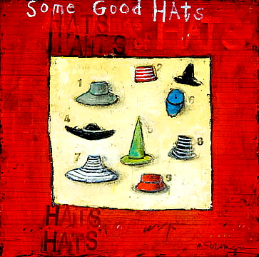 Mary Scrimgeour - Some Good Hats