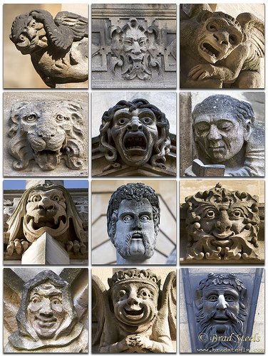 grotesques