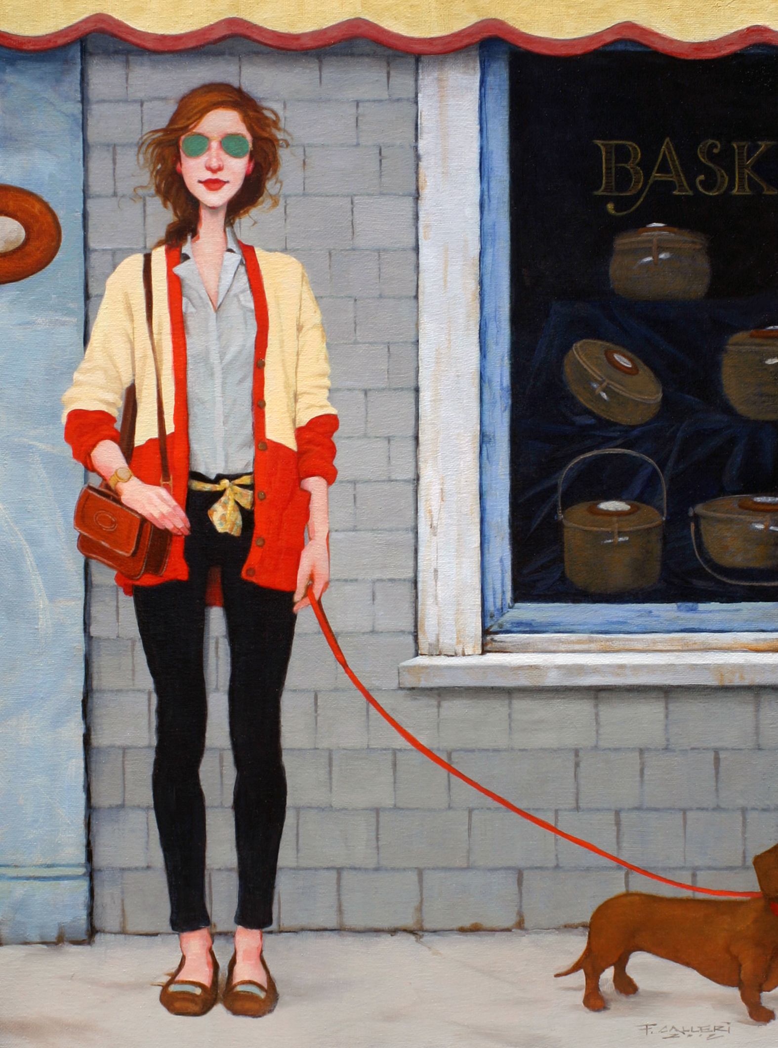 Fred Calleri - Just The girls