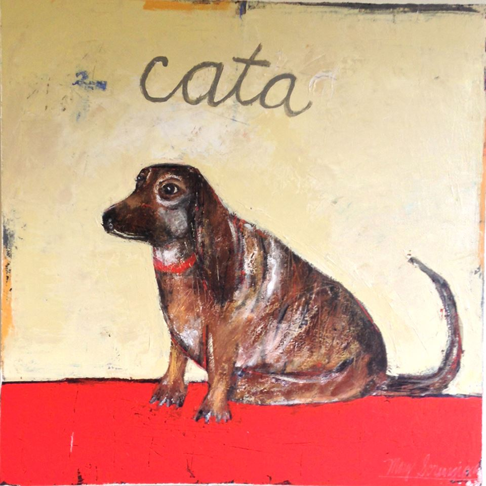 """""""Cata"""" commission for Juniper's family, by Mary Scrimgeour"""