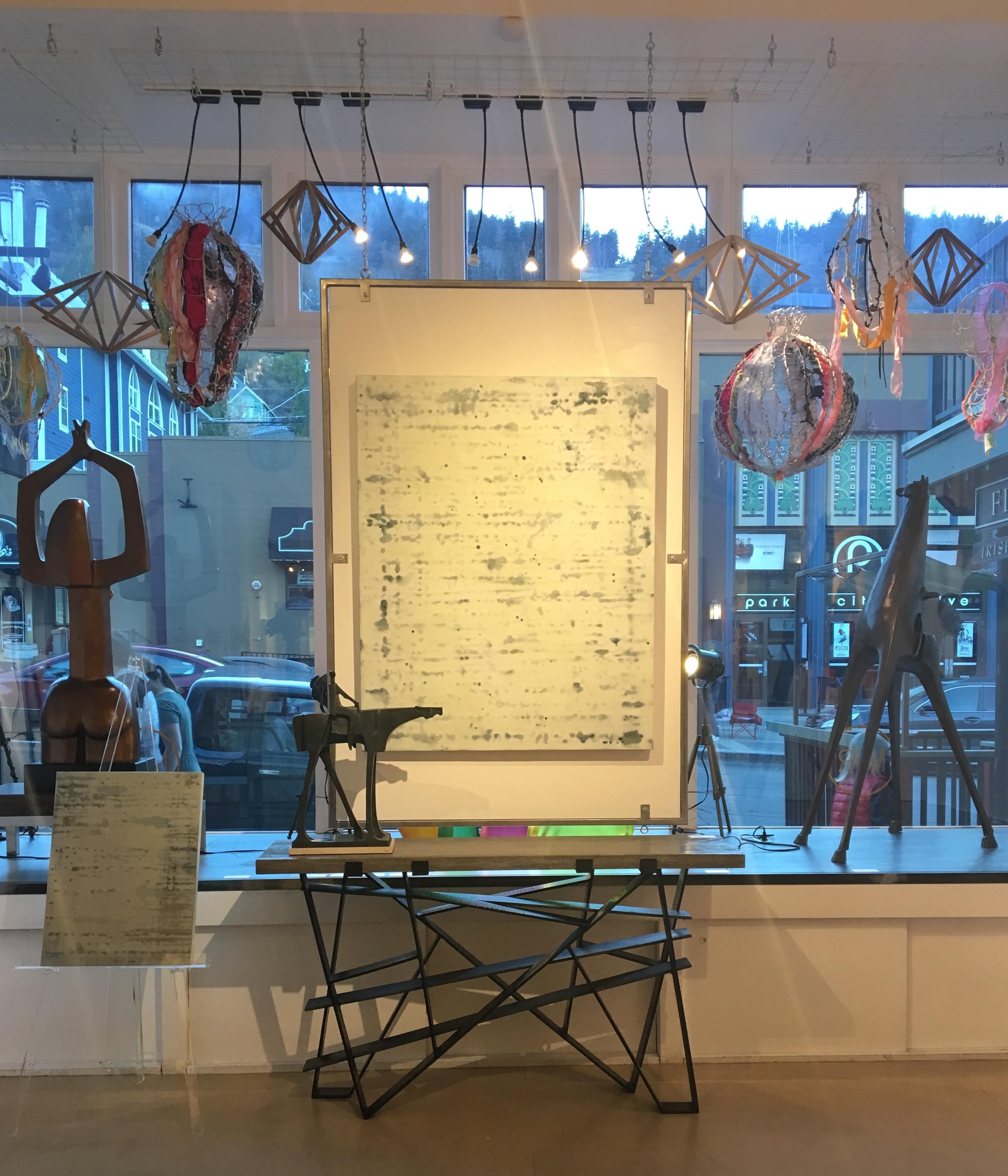 """""""Kris Kros"""" table by Antonio diCola"""