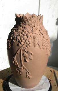 Clay form
