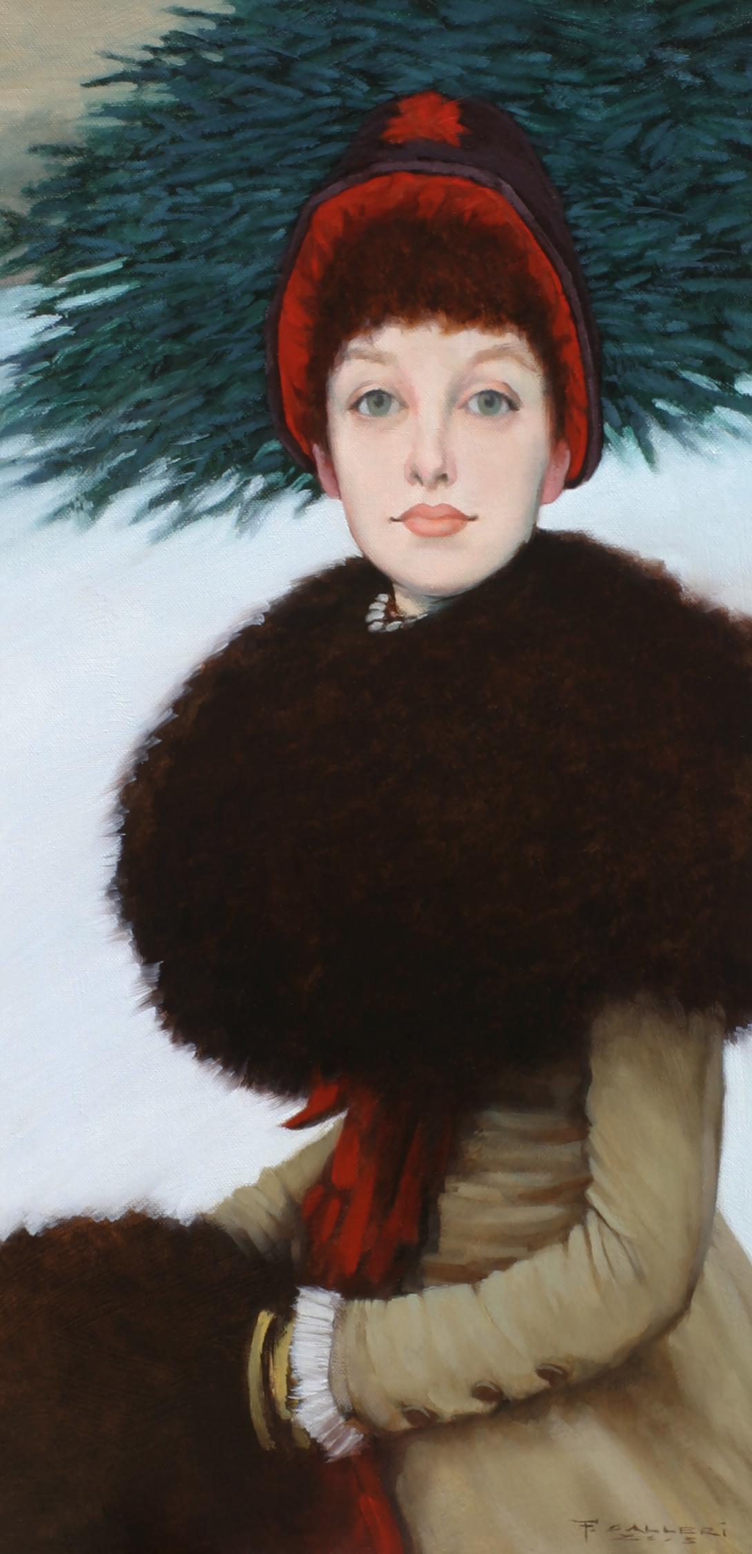 Fred Calleri - Snow Angel