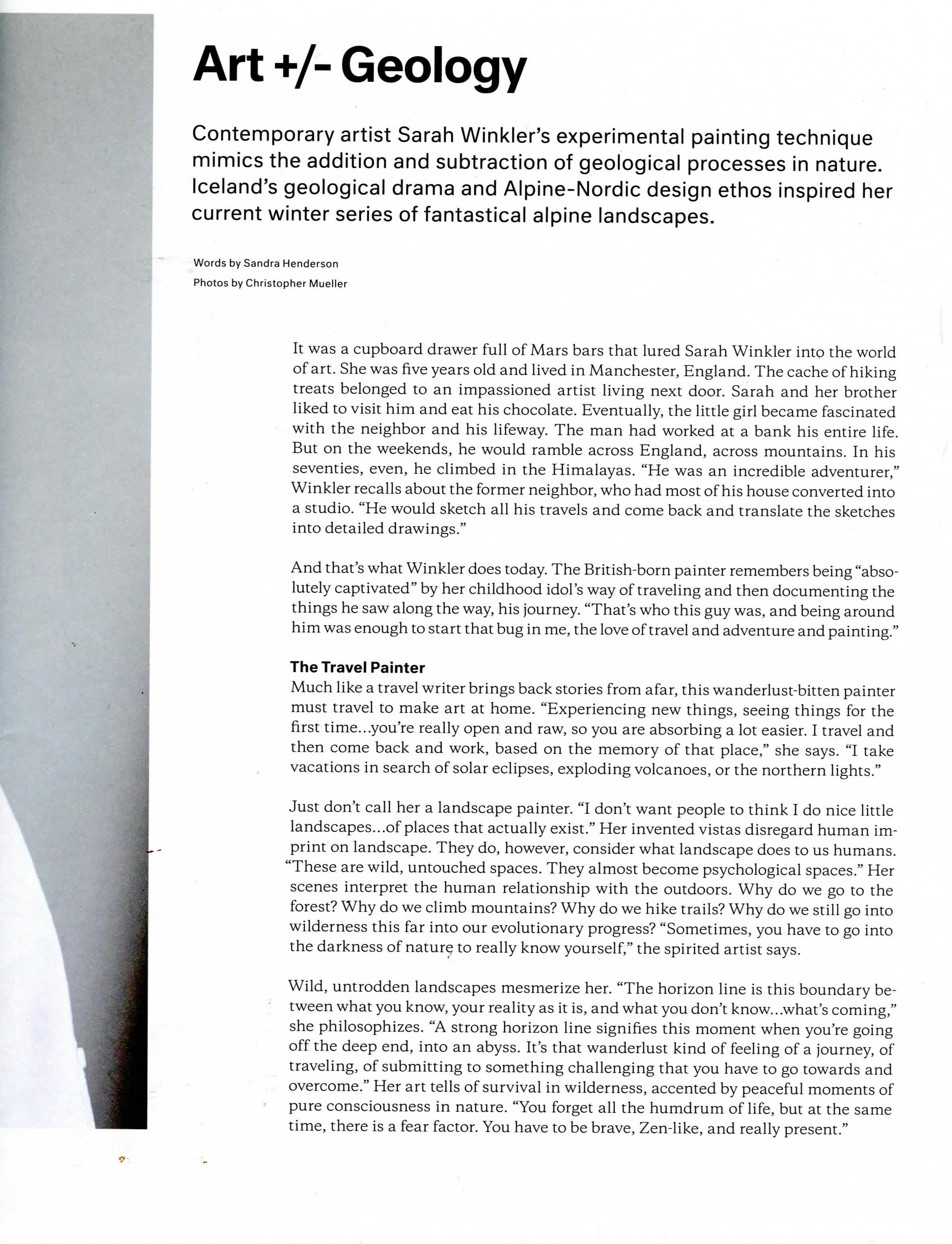 Sarah Winkler in AlpineModern Magazine-3
