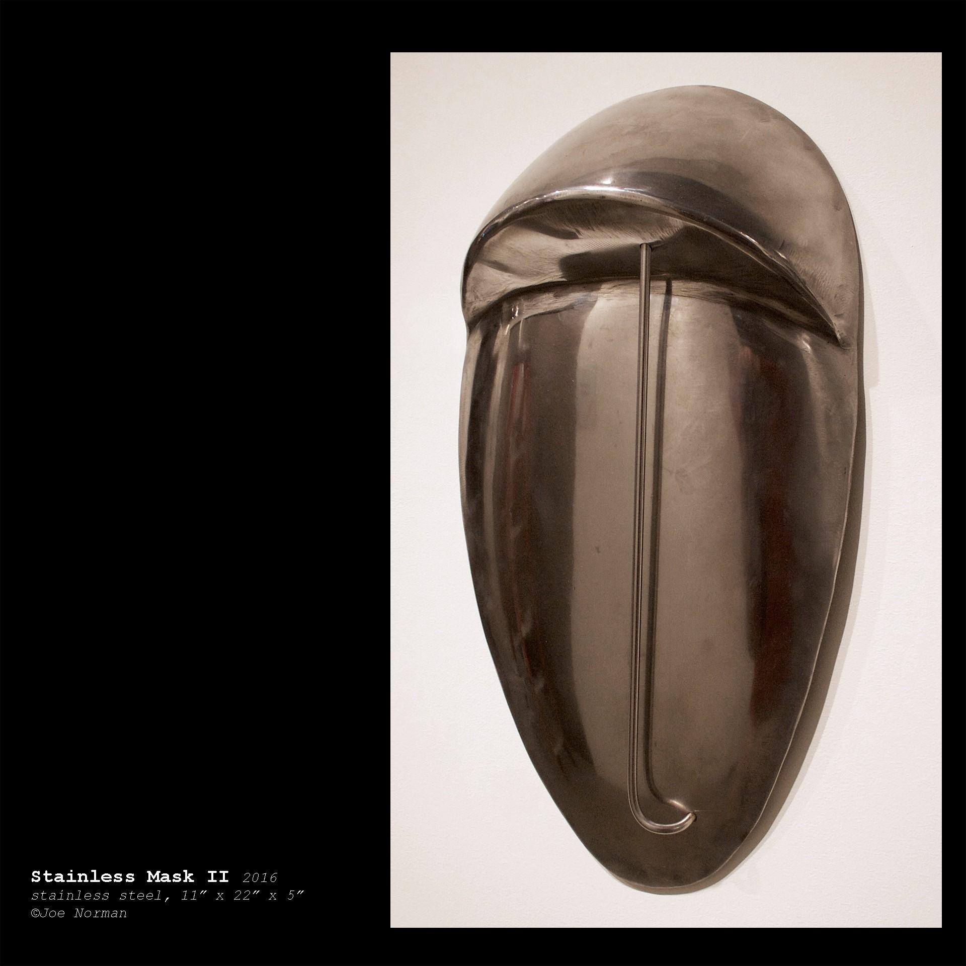 Joe Norman - Stainless Mask II