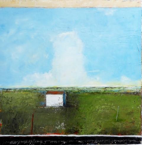 "Mary Scrimgeour, ""Summer Barn"""