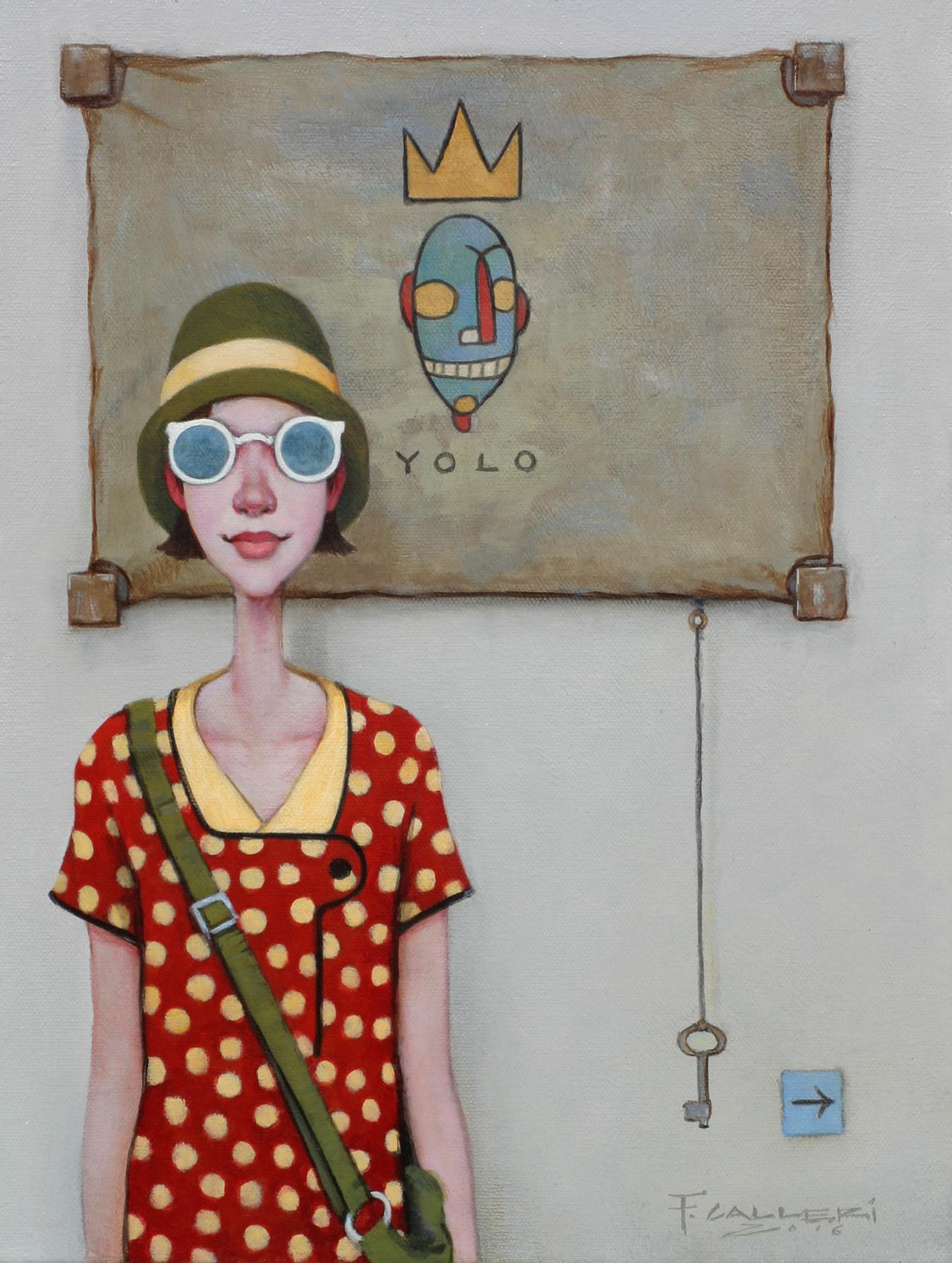 """""""At the MOMA (Yolo)"""""""