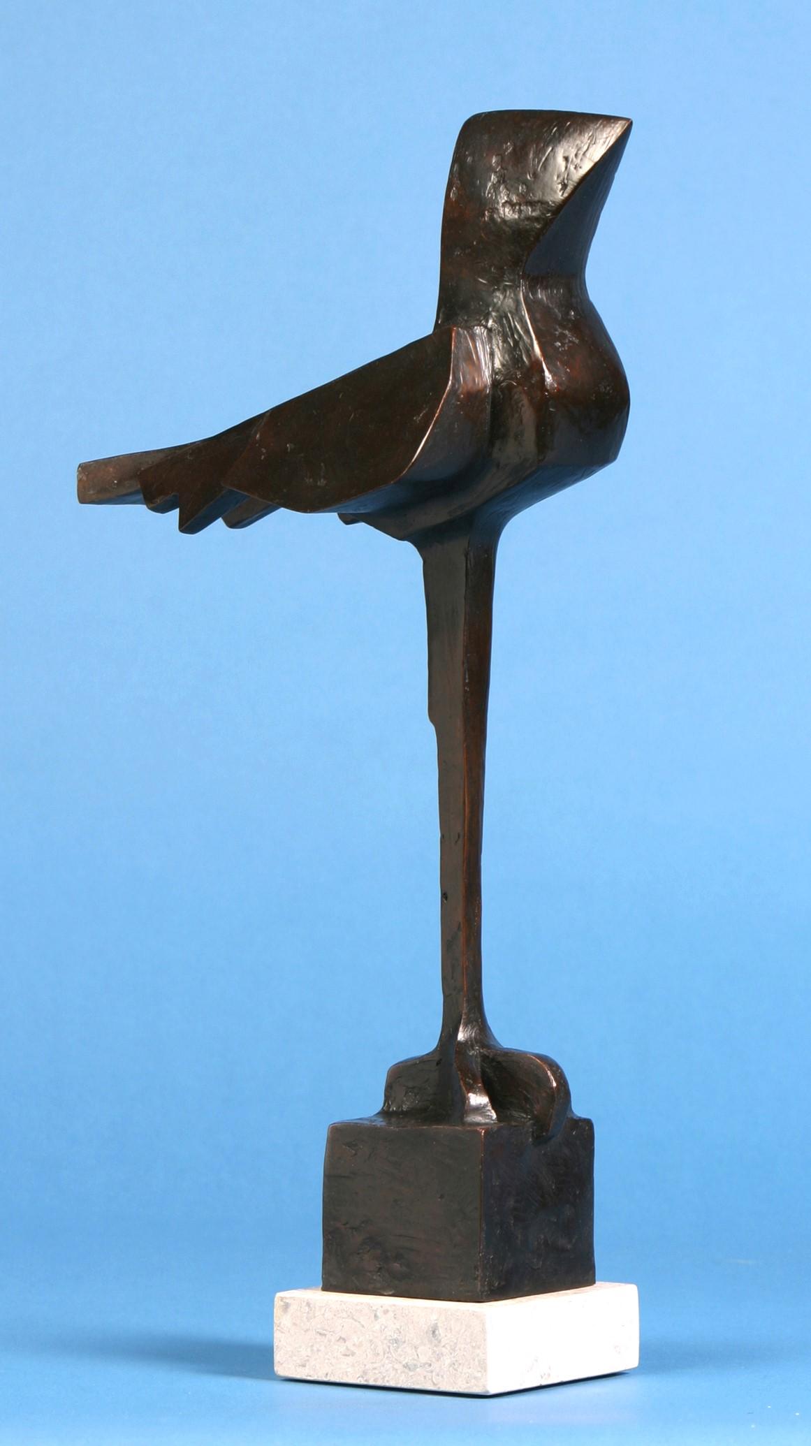 """""""Crow"""" by Wayne Salge, $1,800"""