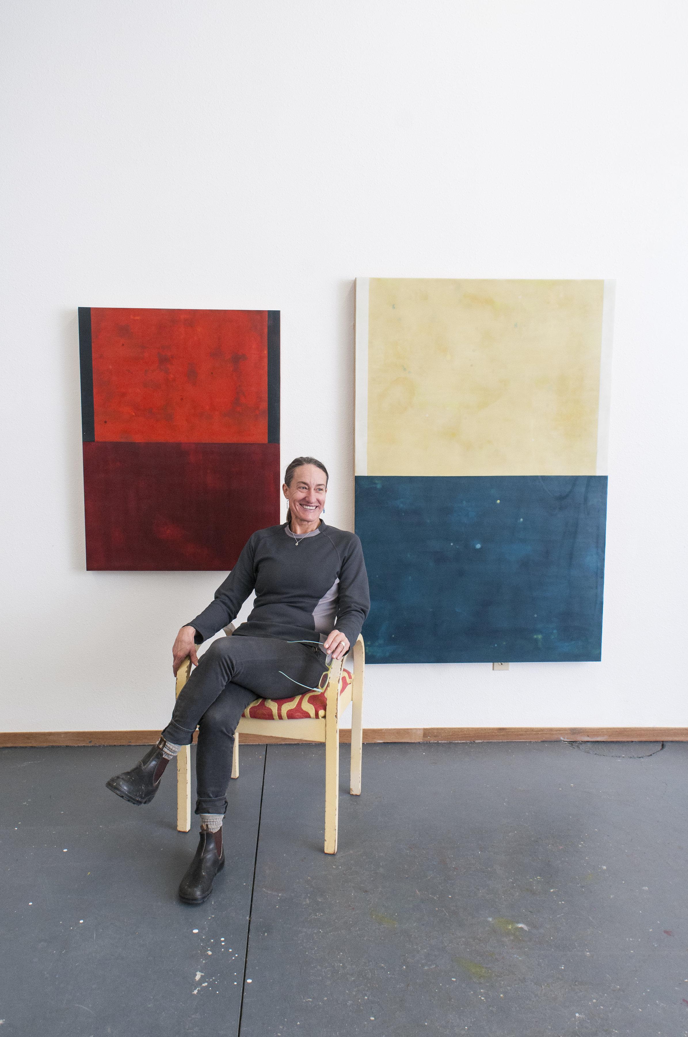 Shawna Moore studio