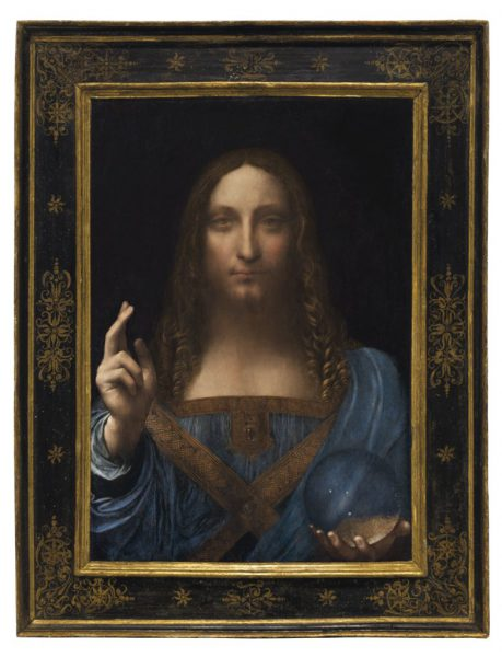 Christie's Makes Market History With $786 Million Evening Sale Led by Record-Smashing Leonardo da Vinci