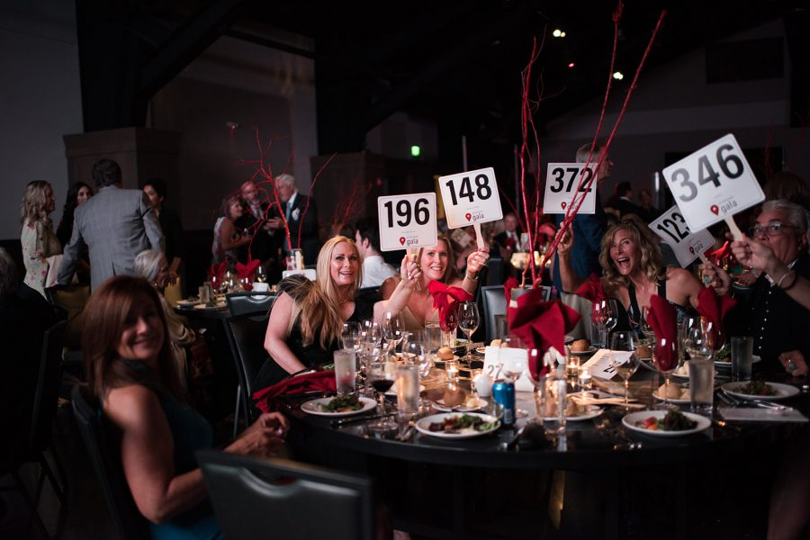 A Successful Night for the Art Starts Here Gala