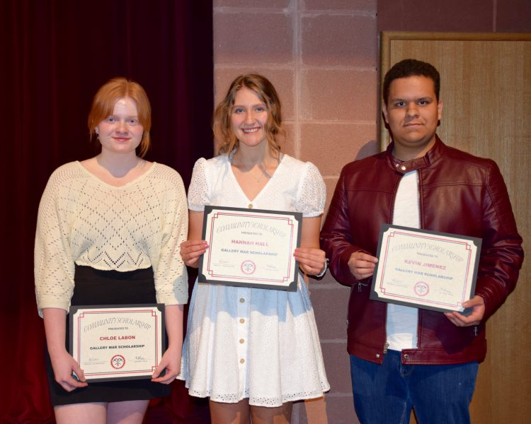 Annual Park City High School Gallery MAR Scholarships