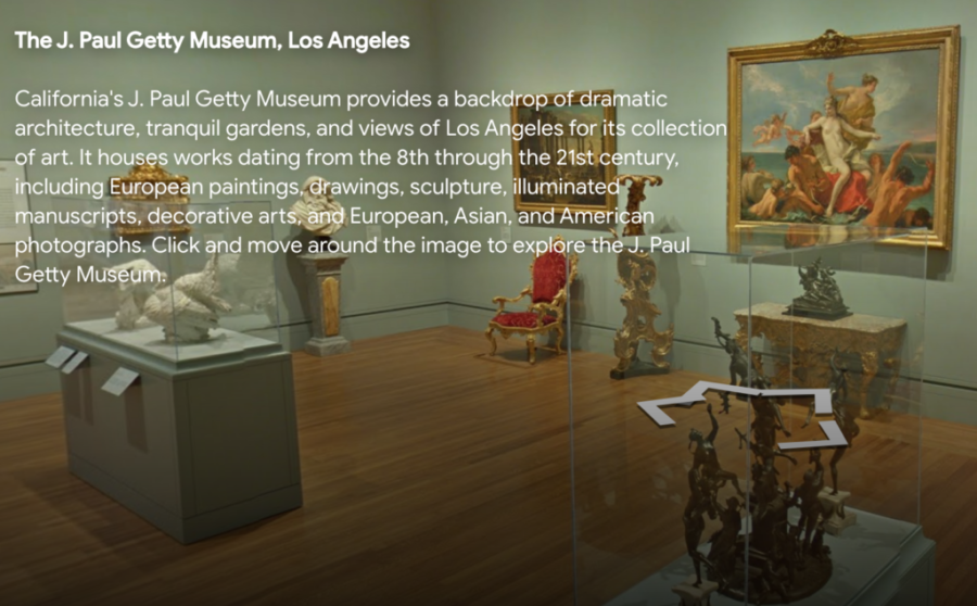 Travel to Museums in Far-off Places
