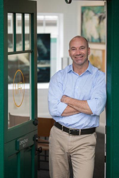 Meet Gallery MAR Carmel's Thomas Cushman