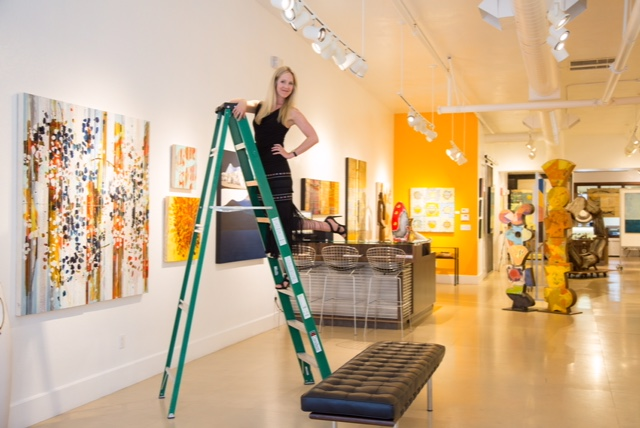 Art Lovers Rejoice – Gallery MAR Open on Main Street