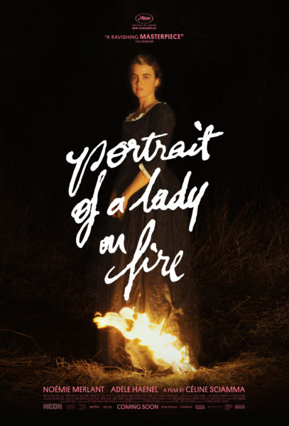 Staff Suggestion: Portrait of a Lady on Fire