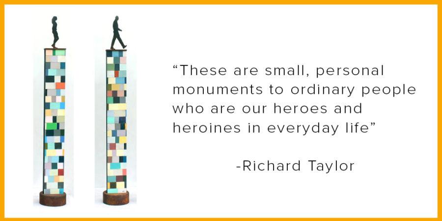 Richard Taylor Sculpture