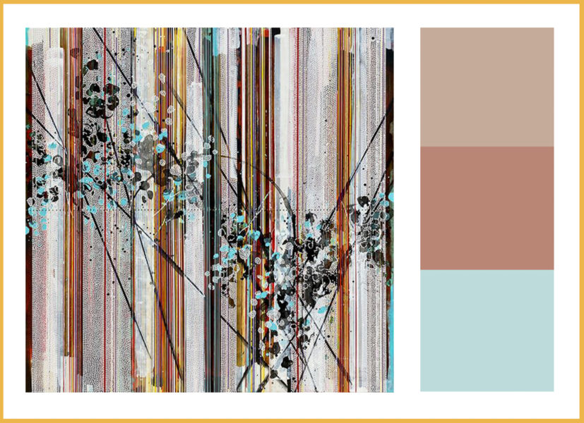 """2021 """"Be Well"""" Color Palette"""