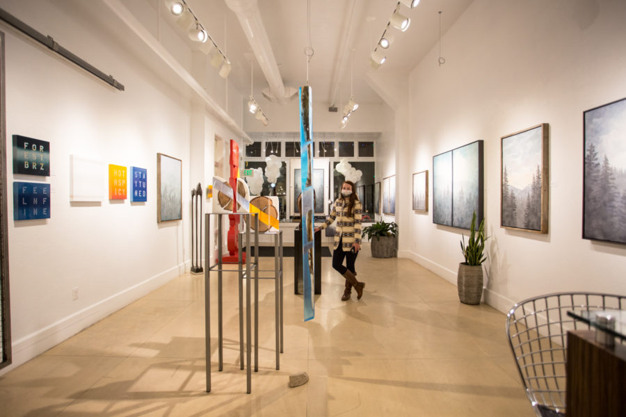 Letters to the Universe: Artist Exhibition