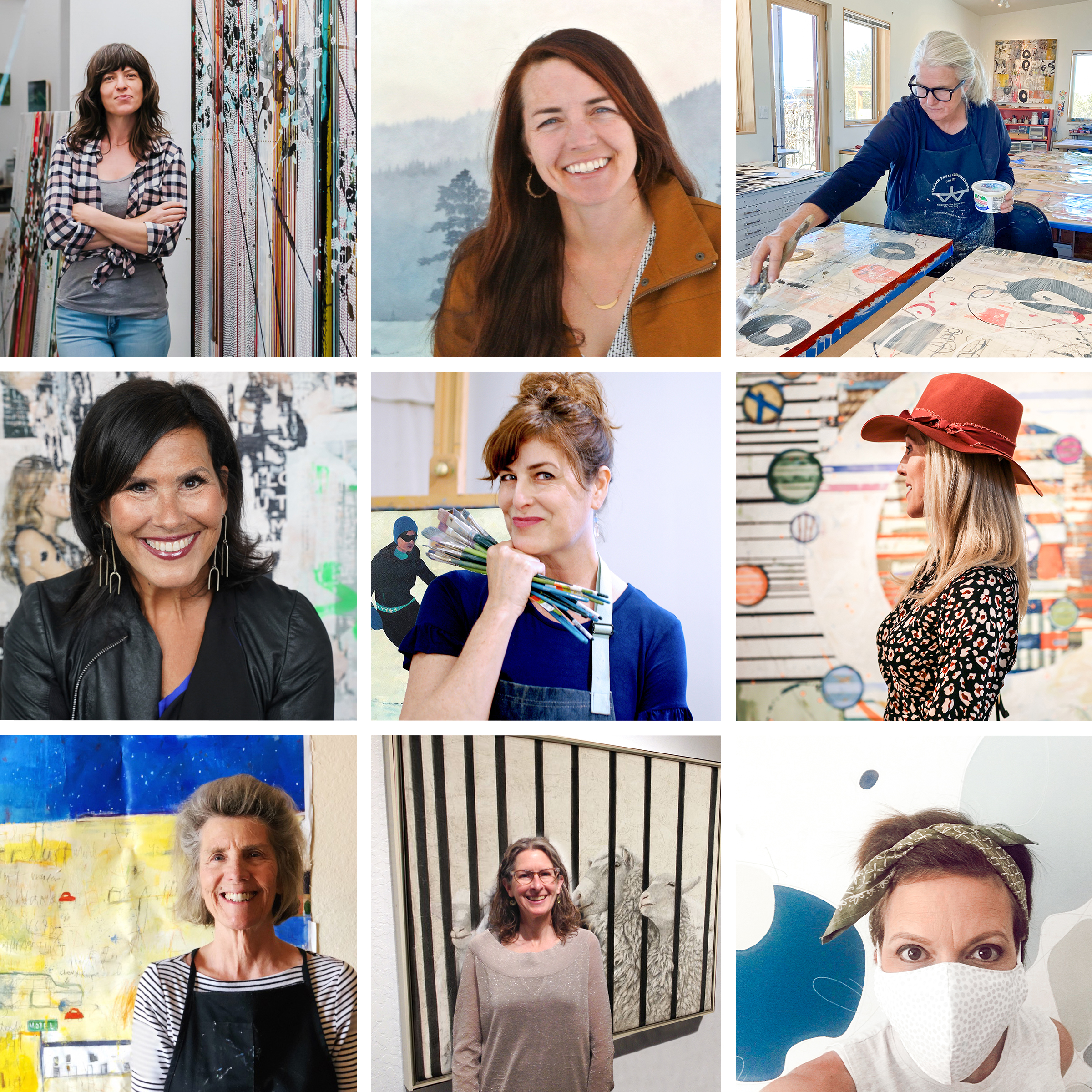 Celebrating the Women of Gallery MAR
