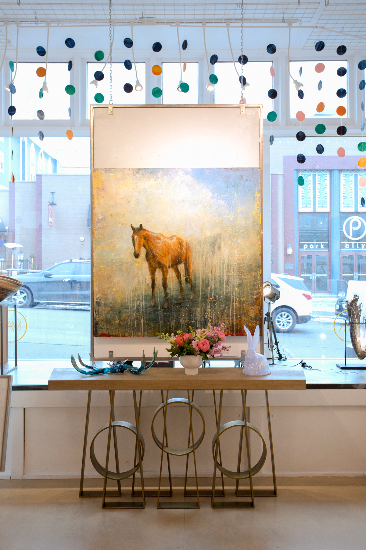 Artist Exhibition: Memento Vivere with Matt Flint