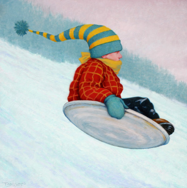 New Paintings by Fred Calleri