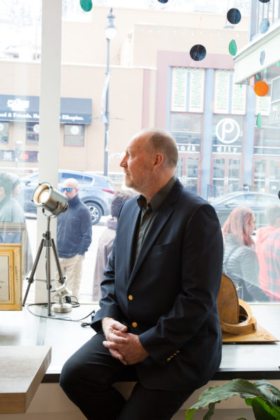 Artist Exhibition: The Hidden Secrets with Michael Kessler