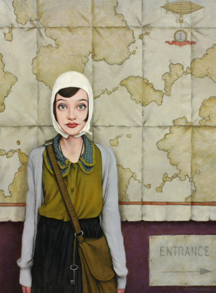 Fred Calleri and His Magical Muse
