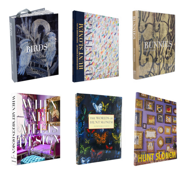 The Art Books of Gallery MAR