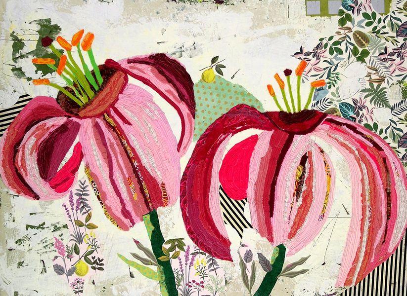 Floral by Jylian Gustlin