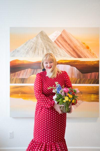 """""""Wildflowers"""" Artist Exhibition"""